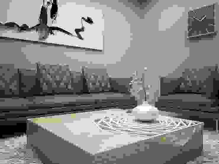 Luxury Living Room Modern living room by Linken Designs Modern