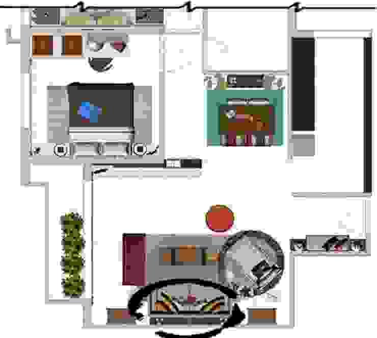 Space Planning-2 by Srijanaa