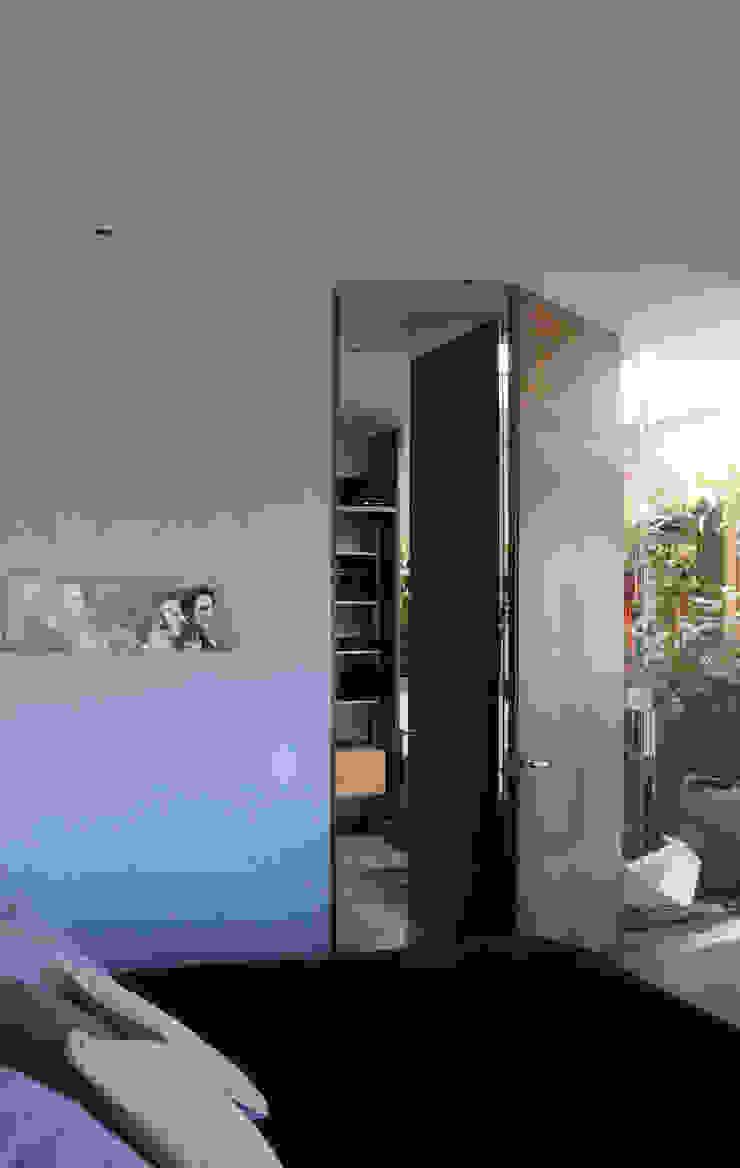 Remodelación Apartamento Echeverry Habitaciones modernas de Contrafuerte Moderno
