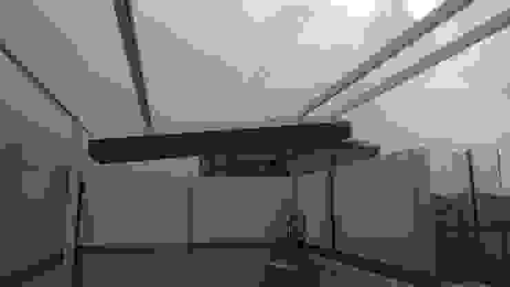 Moderner Balkon, Veranda & Terrasse von Materia Viva S.A. de C.V. Modern