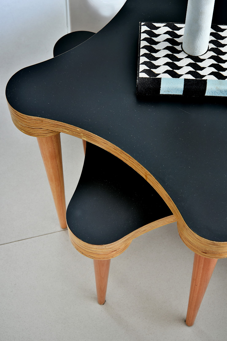Move Móvel Criação de Mobiliário Dining roomAccessories & decoration Solid Wood Black