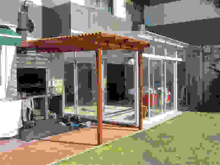 ARQUITECTA MORIELLO Casas modernas