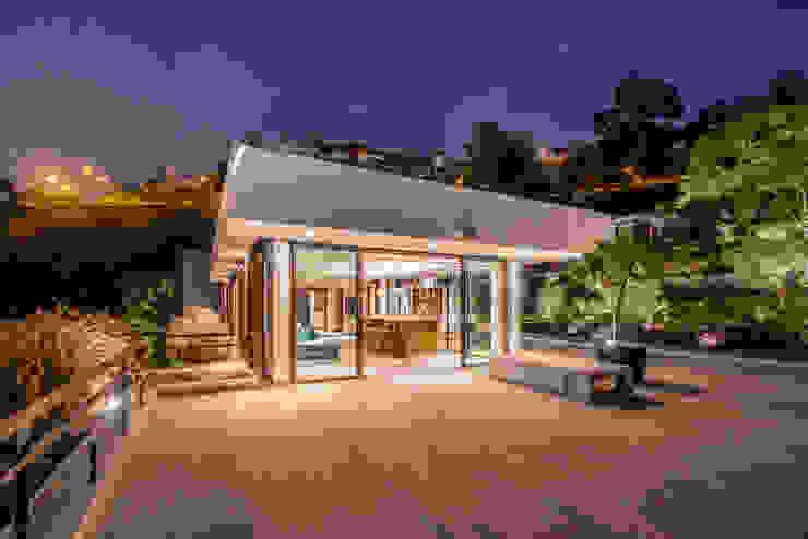 SEGUNDO PISO Casas modernas: Ideas, diseños y decoración de DMS Arquitectas Moderno