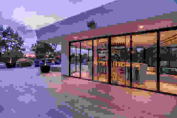 SEGUNDO PISO: Casas de estilo  por DMS Arquitectas,