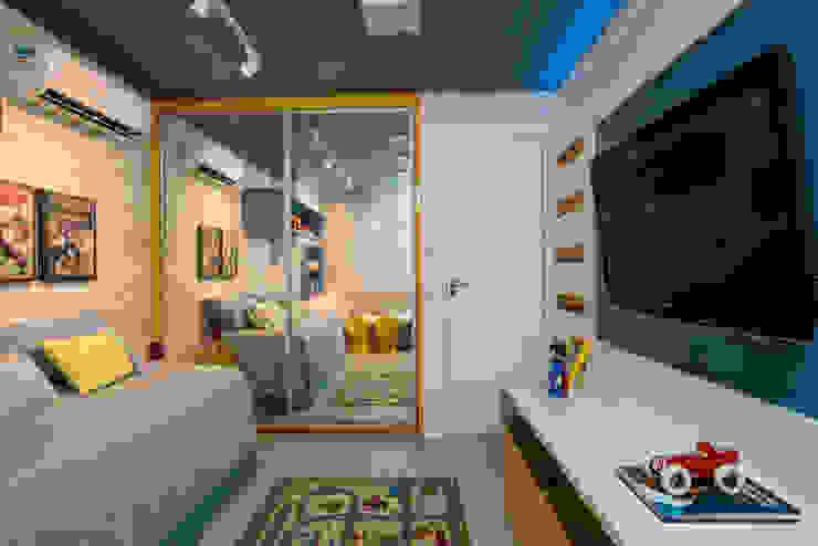 غرفة الاطفال تنفيذ Bee Arquitetura Criativa, حداثي