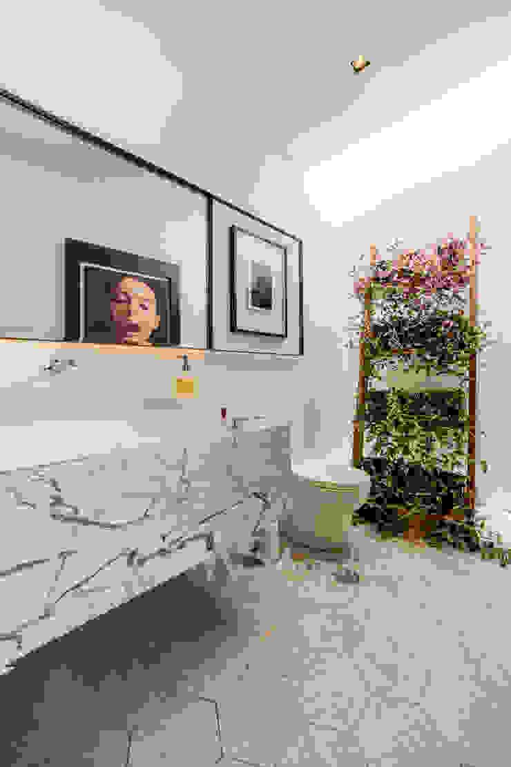 BAÑO Baños modernos de DMS Arquitectas Moderno