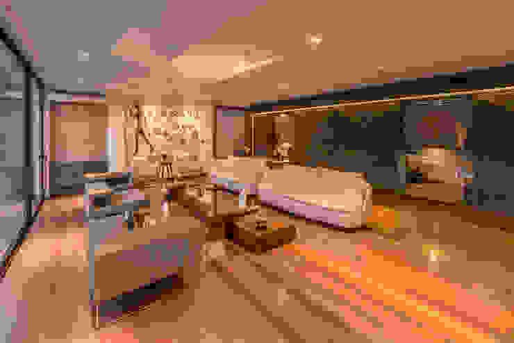 SALA Salas modernas de DMS Arquitectas Moderno