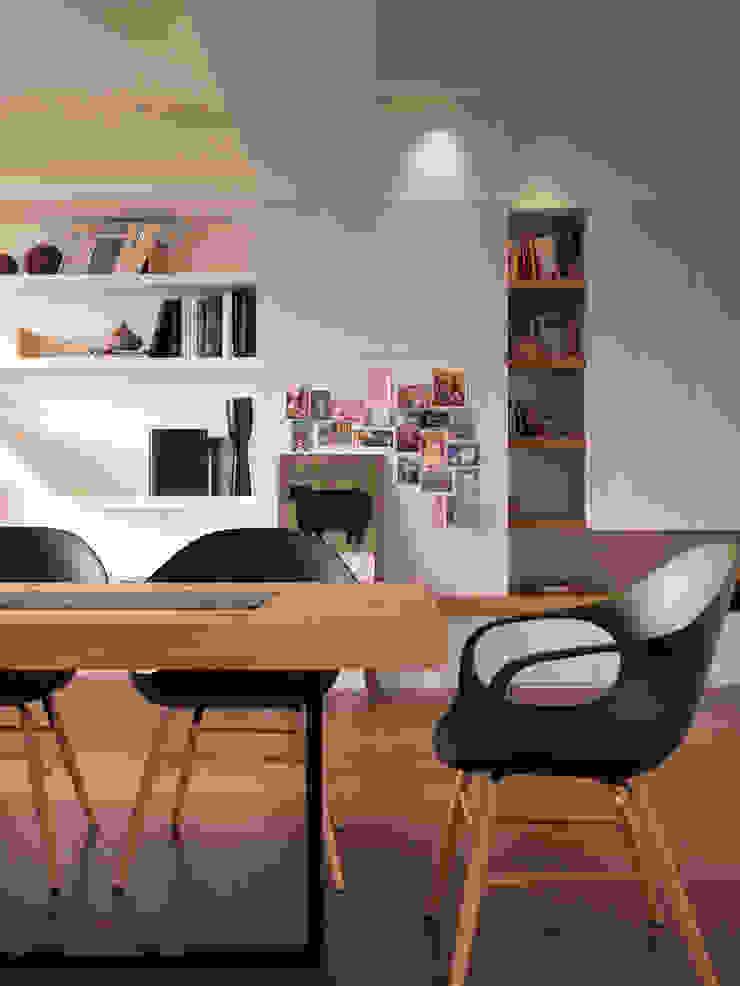 春分 根據 形繹室內裝修設計有限公司 北歐風