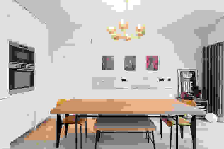 Mon Concept Habitation Comedores de estilo minimalista