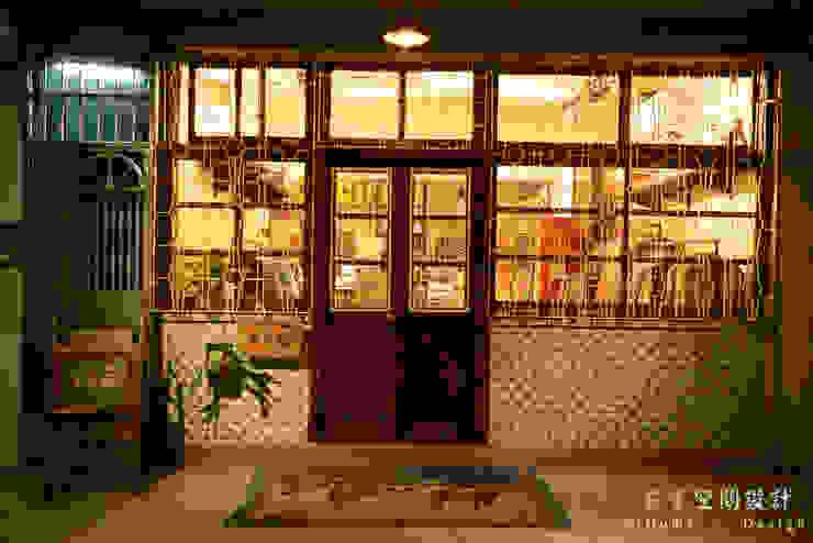 復古工業風- 台北赤峰街古著店 在家空間設計 商業空間