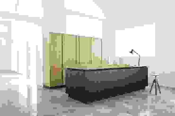 حديث  تنفيذ POLARISLife  , حداثي خشب Wood effect