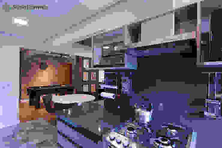 Studio Grammés • Arquitetura Modern Kitchen