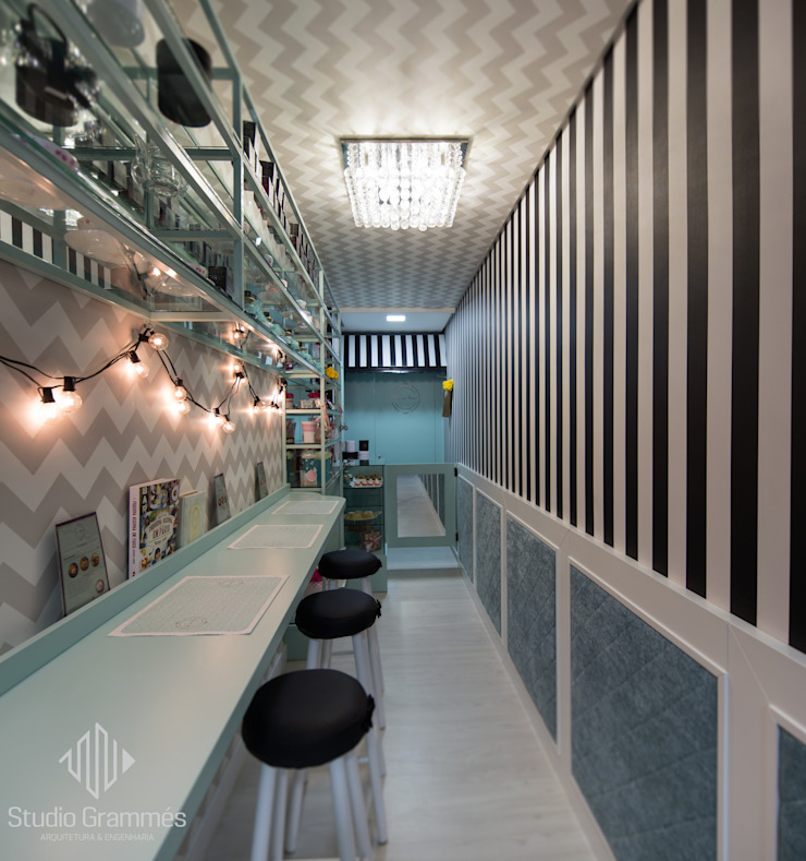 Studio Grammés • Arquitetura Gastronomy