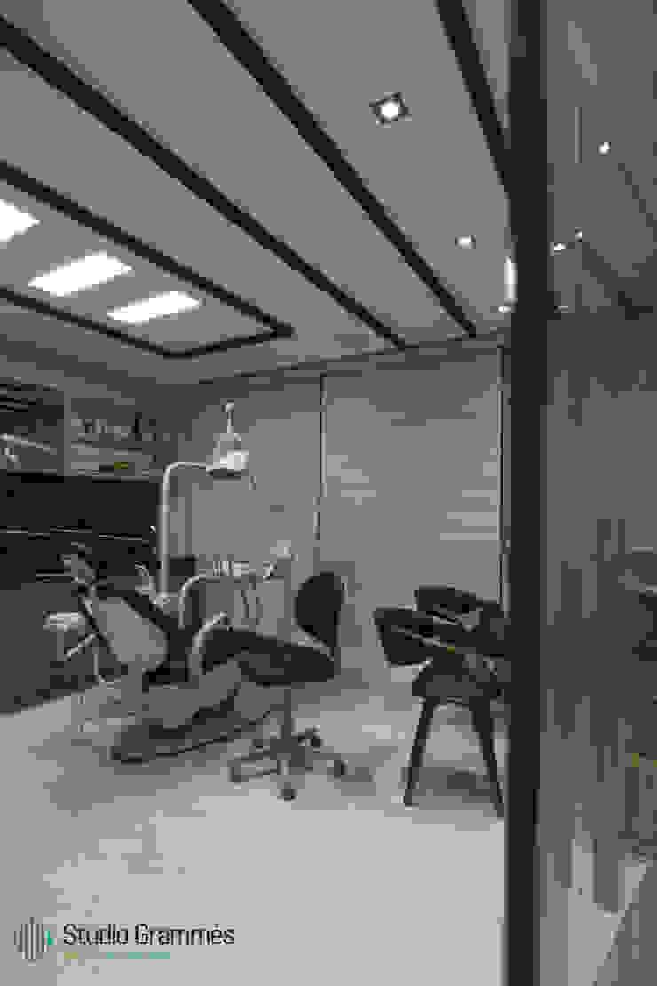 Consultório Studio Grammés • Arquitetura Clínicas modernas