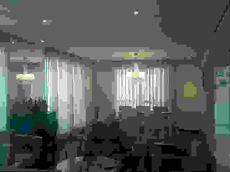 Interior Design + Ligthing - Patricia Armellei Modern Living Room by Patricia Armellei Arquitetura Modern
