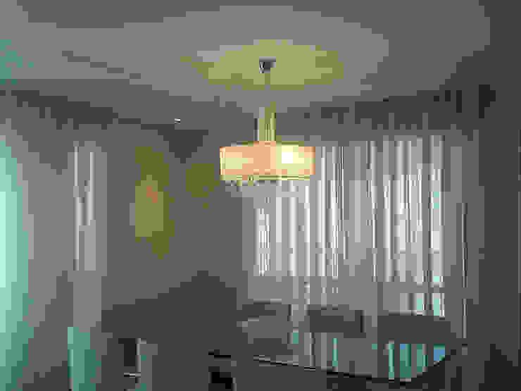 Interior Design + Ligthing—Patricia Armellei Modern Dining Room by Patricia Armellei Arquitetura Modern