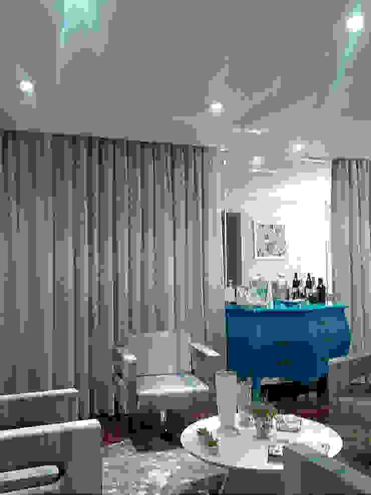 Interior Design + Ligthing—Patricia Armellei Modern Living Room by Patricia Armellei Arquitetura Modern