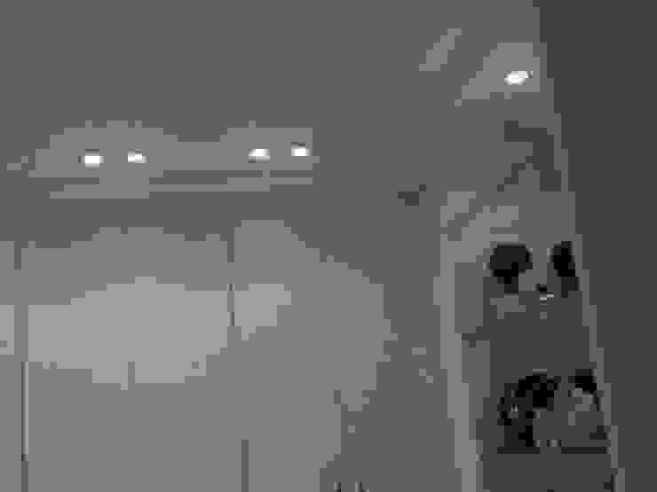 Interior Design + Ligthing—Patricia Armellei Modern Dressing Room by Patricia Armellei Arquitetura Modern