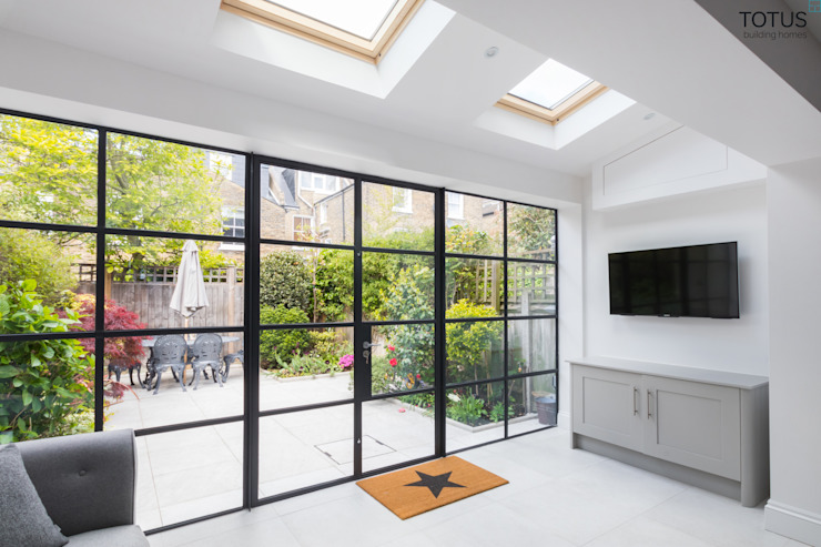 Extension, Clapham SW11 by TOTUS Modern
