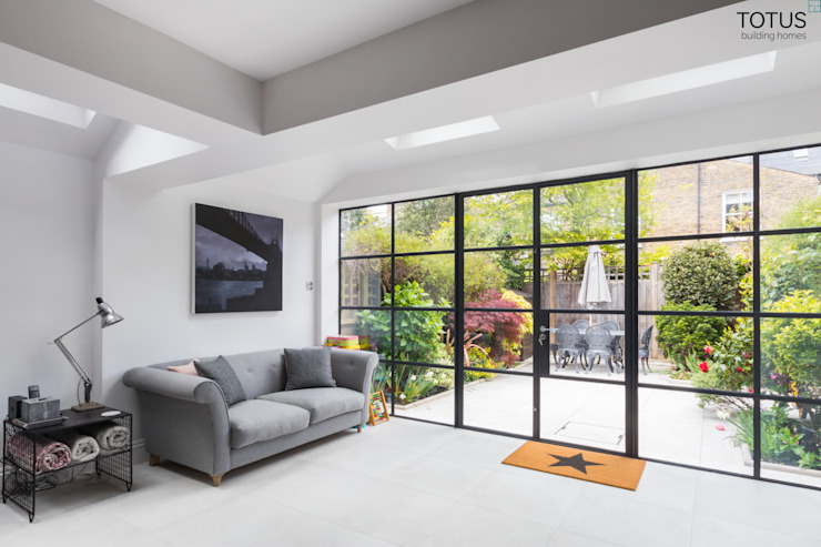 Extension, Clapham SW11 Modern Living Room by TOTUS Modern
