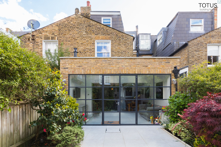 Extension, Clapham SW11 Modern Houses by TOTUS Modern