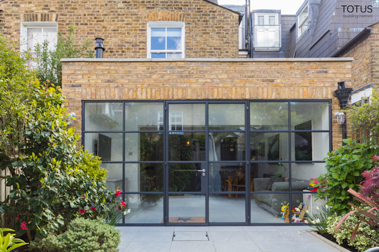 Extension, Clapham SW11 Modern home by TOTUS Modern