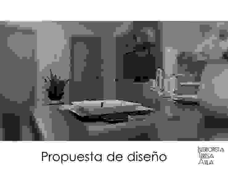 modern  by Interiorista Teresa Avila, Modern