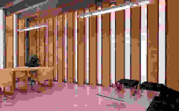 Revoluzione Wine Cellar par Interiorista Teresa Avila Moderne
