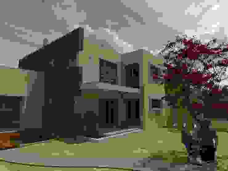 Nowoczesne domy od Gastón Blanco Arquitecto Nowoczesny
