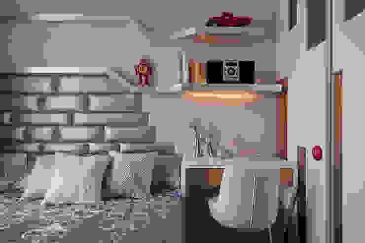 Chambre classique par 趙玲室內設計 Classique