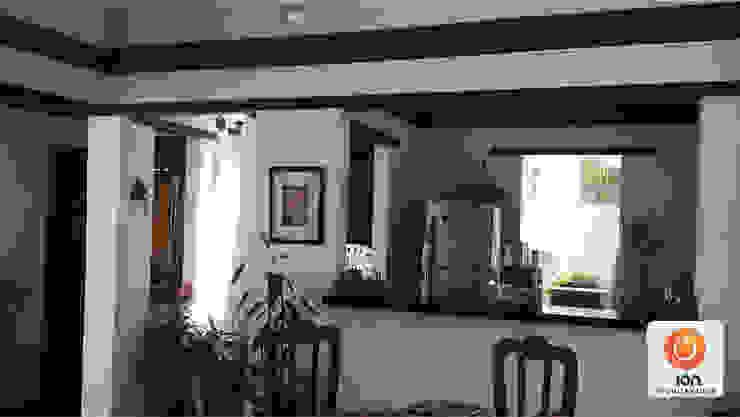 CASA EN EL CARAJO / Reciclaje Arquitectonico Casas de estilo minimalista de ION arquitectura SAS Minimalista