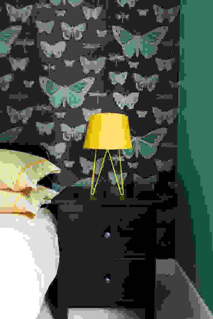 modern  von fleur ward interior design, Modern