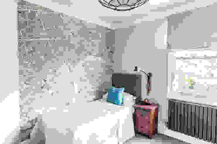 حديث  تنفيذ fleur ward interior design, حداثي