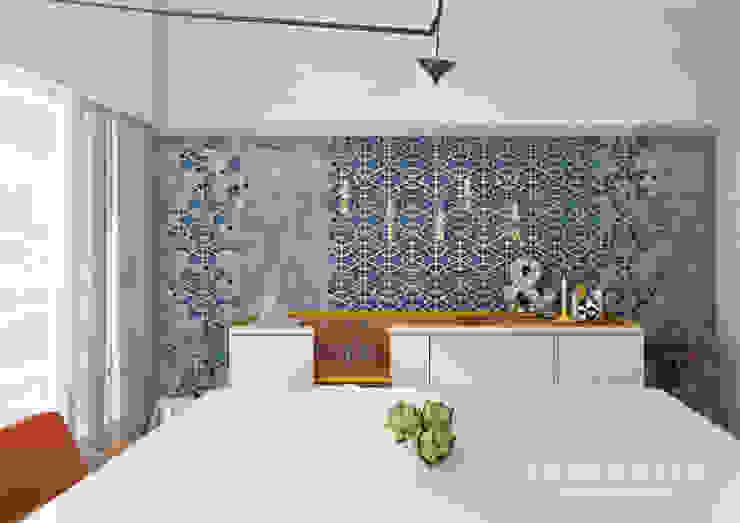 Coromotto Interior Design Ruang Makan Gaya Eklektik