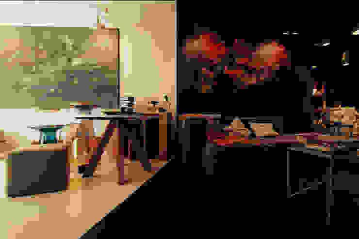 Coromotto Interior Design Kantor & Toko Gaya Eklektik