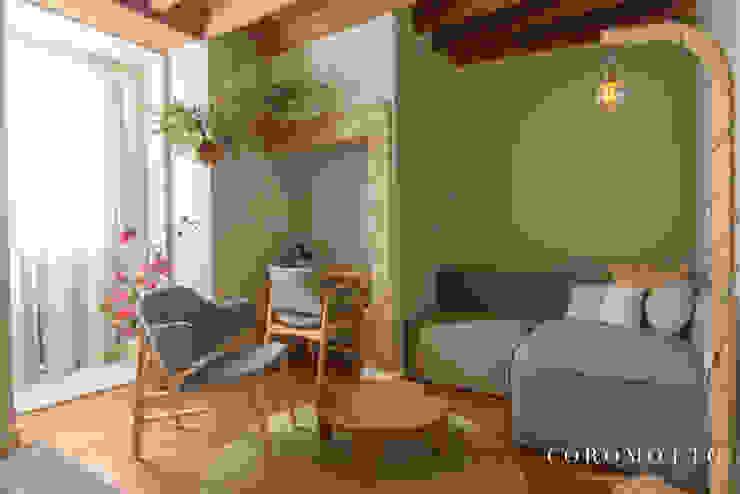 Coromotto Interior Design Hotel Gaya Eklektik
