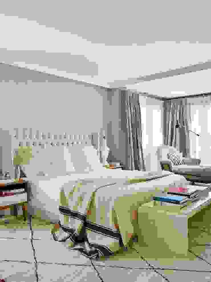 CASA VALDEMARIN 2015 BELEN FERRANDIZ INTERIOR DESIGN Dormitorios de estilo ecléctico