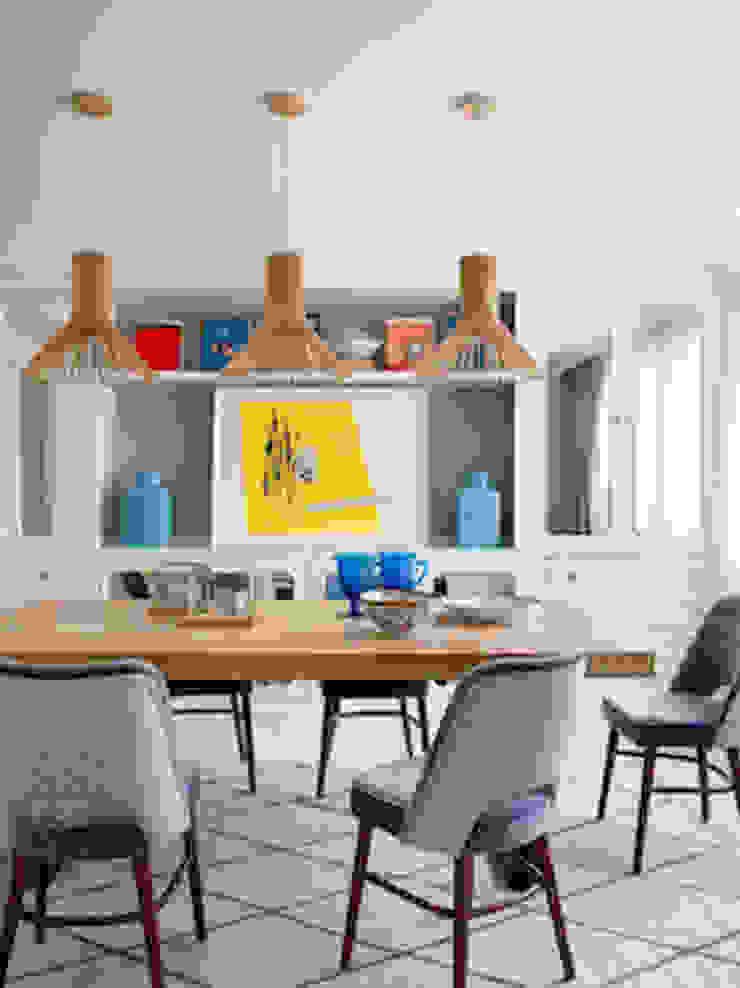 BELEN FERRANDIZ INTERIOR DESIGN ห้องทานข้าว