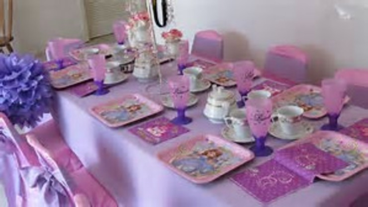 Birthday party by Tent Hire Cape Town