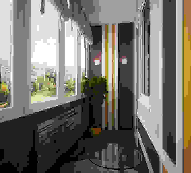 Инна Михайская Modern terrace