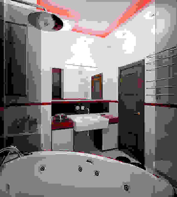 Инна Михайская Modern bathroom