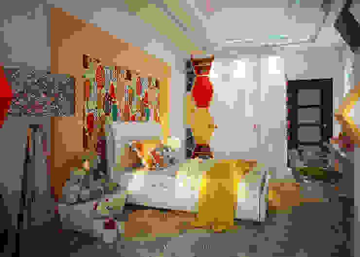 Инна Михайская Nursery/kid's room