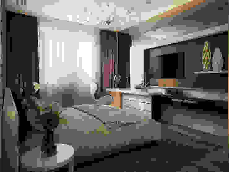 Инна Михайская Modern style bedroom