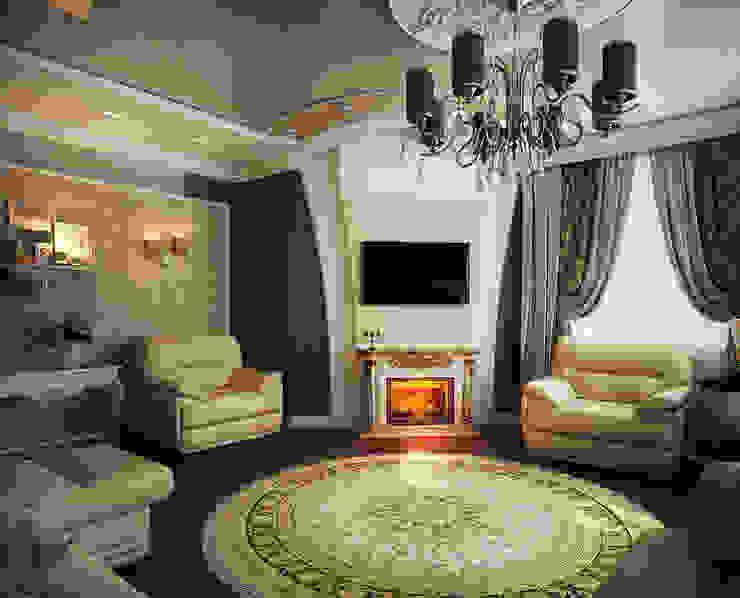 Инна Михайская Living room