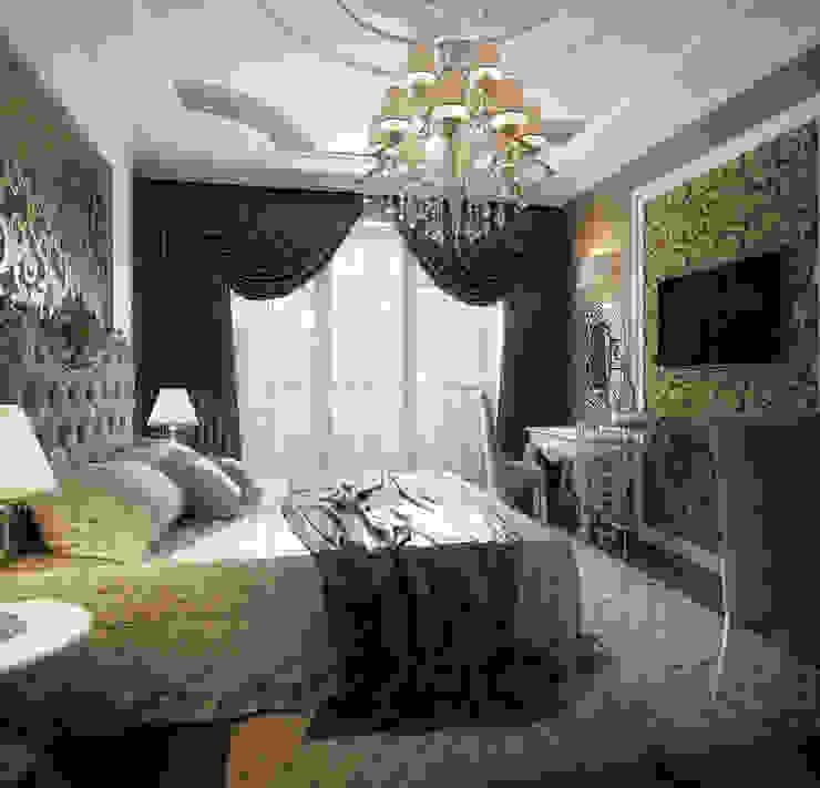 Инна Михайская Classic style bedroom