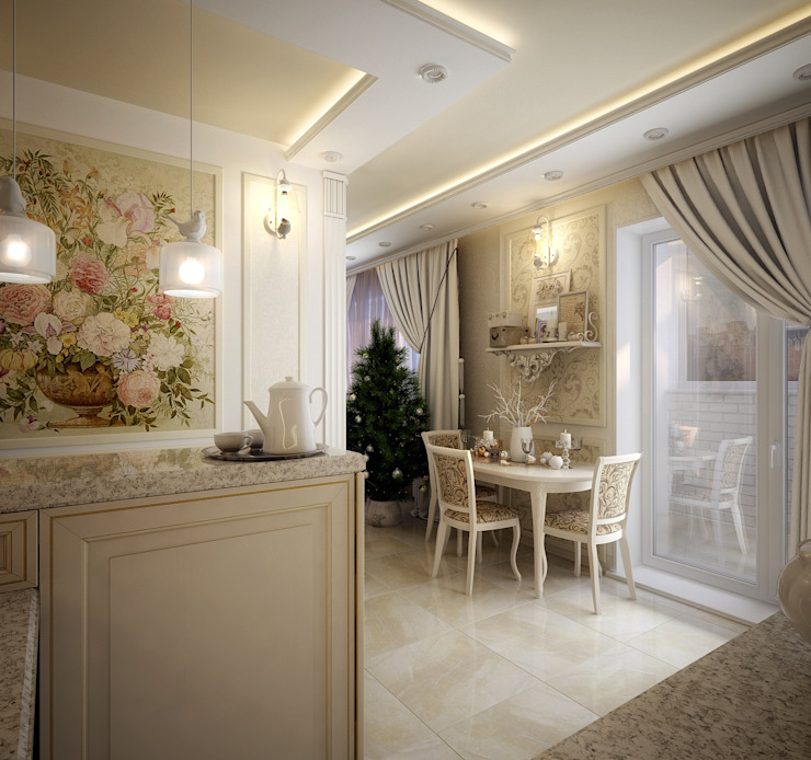 Klassische Küchen von Инна Михайская Klassisch