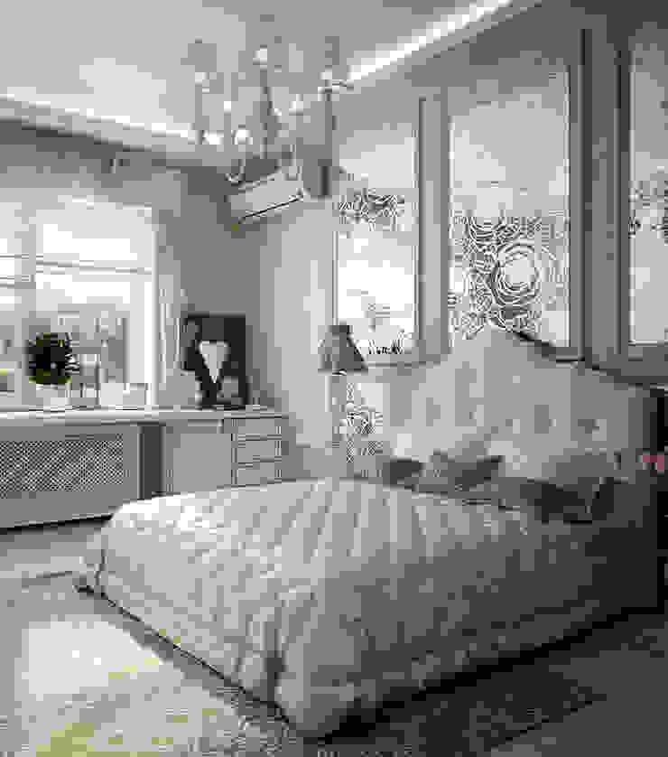 Klassische Schlafzimmer von Инна Михайская Klassisch