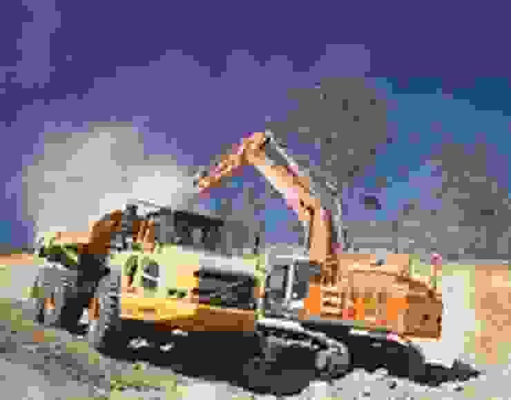 Plant Hire Project by Rubble Removal Pretoria