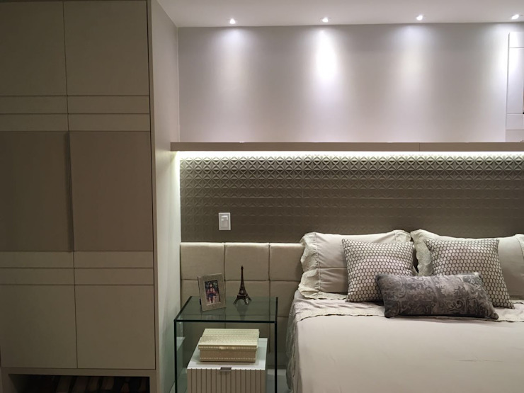 NW Arquitetura Chambre moderne