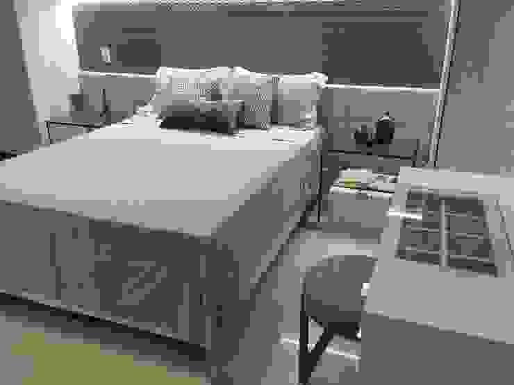 NW Arquitetura ห้องนอน